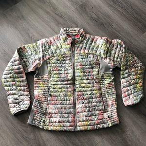 Eddie Bauer MicroTherm down jacket
